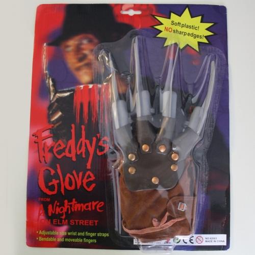 Freddy Krueger Glove Nightmare Style Freddyglove Glove