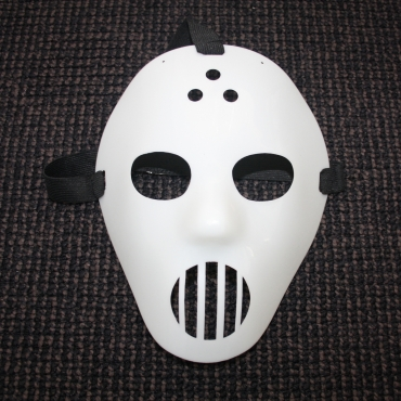 Anger Mask - White