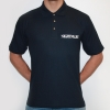 Navy Nightmare polo