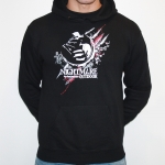 Black Nightmare Daylight hooded