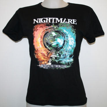 Black Nightmare re-enter lady skinny ss