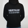 Black Nightmare Create hooded