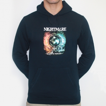 Navy Nightmare re-enter hooded