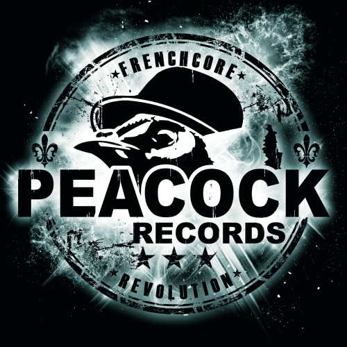 Peacock Records Poster Peacockposterb Poster Rigeshop