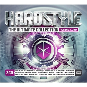 Hardstyle Ultimate Collection 2014 P2 Cldm2014015 Cd