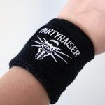 Partyraiser Wristband Black