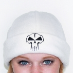 White RTC Felty Hat
