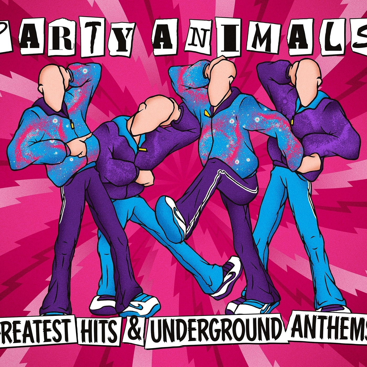 Party Animals Greatest Hits 2 Cd Cldm2014044 Cd Rigeshop