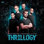 Thrilogy 2014 cd mixed by Tha Playa