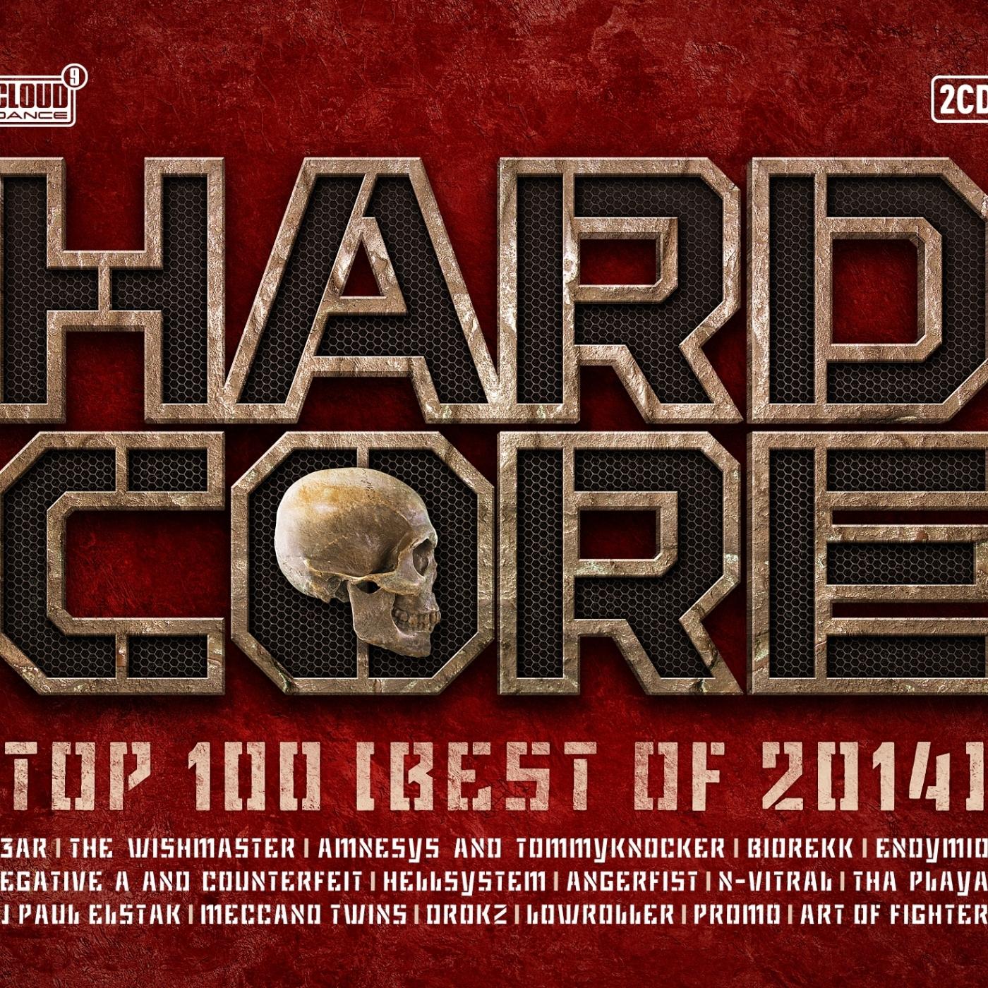 Hardcore Top 100 best of 2014 (CLDM2014029) CD - Rigeshop