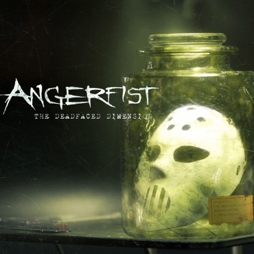 Angerfist The Deadfaced Dimension 3cd