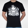 The Vizitor Too loud is just right shirt