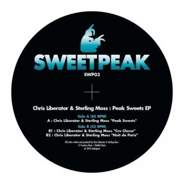 Chris Liberator & Sterling Moss Peak Swe