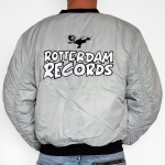 Grey Rotterdam Records bomber