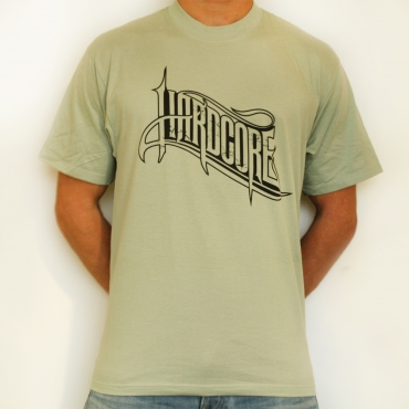 Hardcore 2014 Shortsleeve Sage