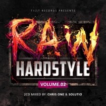 Raw Hardstyle Vol 2 - Chris One & Solutio - 2CD
