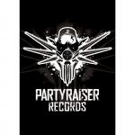 Partyraiser Records Poster