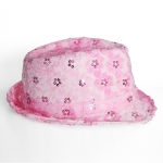 Pink festival Hat Pailletten