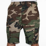 Army Shorts Woodland