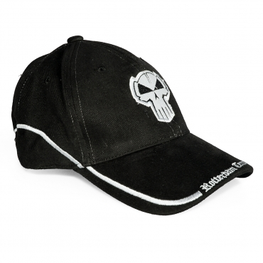Rotterdam Terror Corps black cap with grey logo