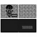 100% Hardcore TERROR Wallet camo