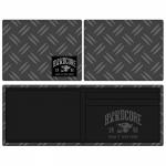 100% Hardcore wallet black