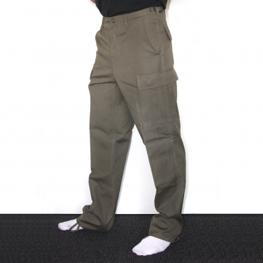 Army Pants BDU Strong Green