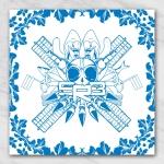SRB Dutchcore Sticker 2015