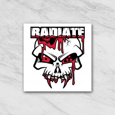 Radiate Stick White 2015