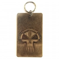 Metal Rotterdam Terror Corps badge