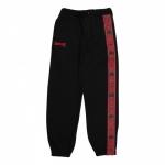 100% Hardcore Jogging Pant Stripe red