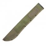 Machete Pocket Canvas Green