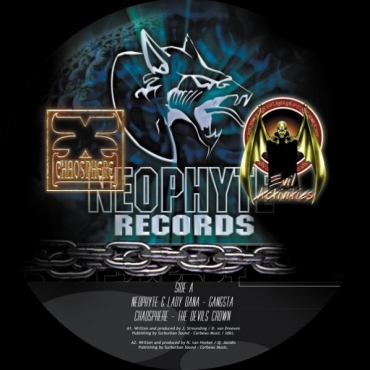 Neophyte Records Sampler vol. 1 (picture disc)