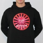 Black Hellbound Empire hooded