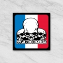 Frenchcore Square 2015 sticker