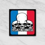Frenchcore Square 2015 sticker