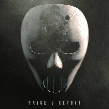 Angerfist Raise & Revolt cd