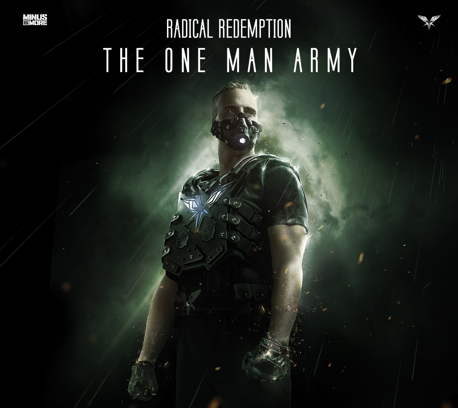 radical redemption the one man army cldm2015034 cd rigeshop. Black Bedroom Furniture Sets. Home Design Ideas