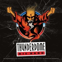 Thunderdome 2015 DIE HARD 4CD