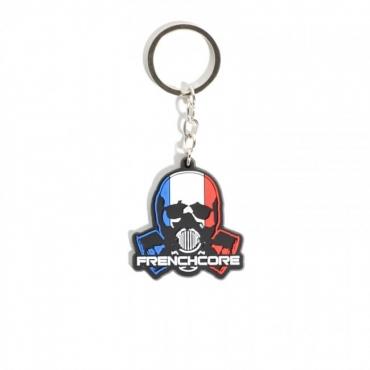 Frenchcore Keychain gasmask