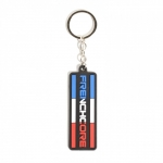 Frenchcore Keychain Rubber