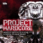 Project Hardcore 2015 mixed by Neophyte