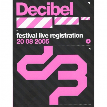 Decibel DVD