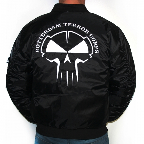 Rotterdam Terror Corps Bomber Jacket Ltd 2016 Rtcbomst16