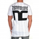 Noise Controllers Long tee white