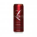 Lavish Vodka Energy premix Cranberries
