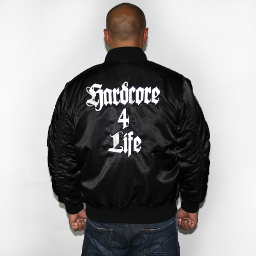 Lstk Bomber Jacket By Paul Elstak Almost Sold Out