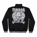 TERROR Harrington Death cant stop me