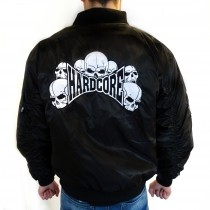 Hardcore Bomber Jacket Embroided 2016
