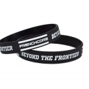 Frenchcore Silcone wristband